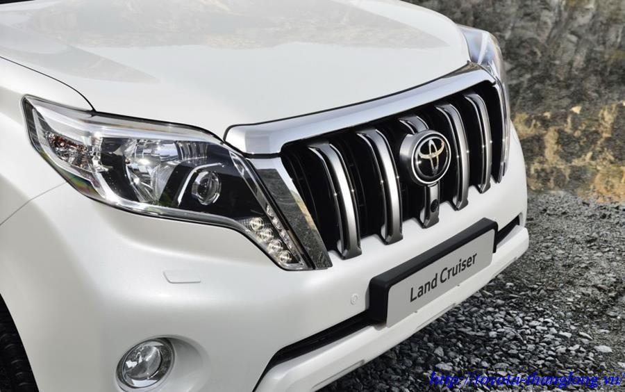 Toyota Land Cruiser Prado TXL 2018