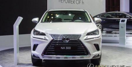 Lexus NX300 2018-2019