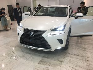 Lexus NX300 2018